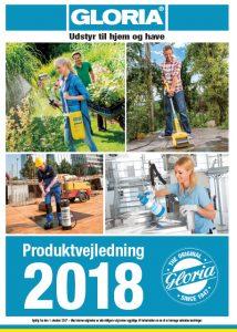 Gloria produktguide 2018