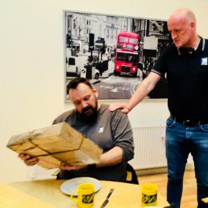Jesper Munk fejrer 10-års jubilæum hos FF TOOL