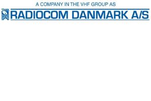 Håndværkerradio og kommunikationsudstyr fra RADIOCOM DANMARK